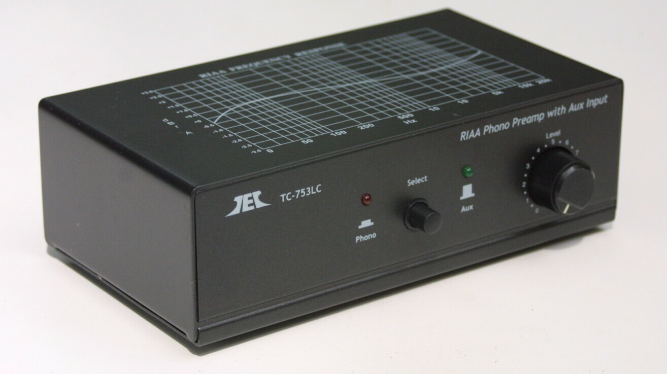 Technolink Tec Tc 753lc Riaa Moving Magnet Mm Phono