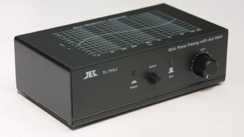 Technolink TC-753LC phono preamp