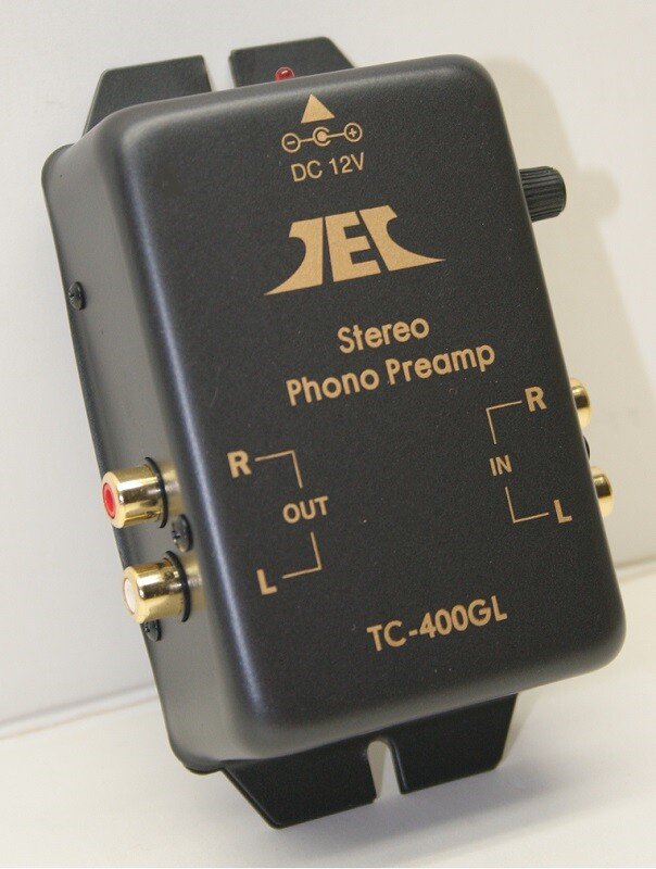 Technolink TC-400GL phono preamp