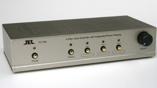Technolink TC-754 phono preamp
