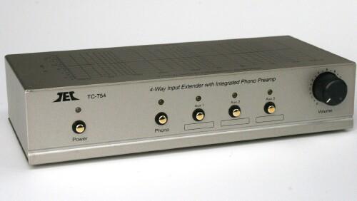 Technolink TC-754 phono preamp