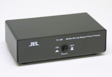 Technolink TC-450 phono preamp