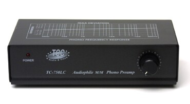 Technolink TC-750LC phono preamp