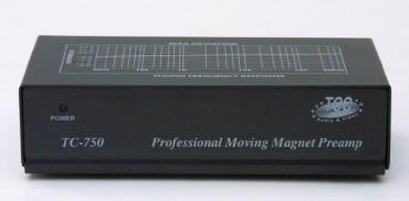 Technolink TC-750 phono preamp