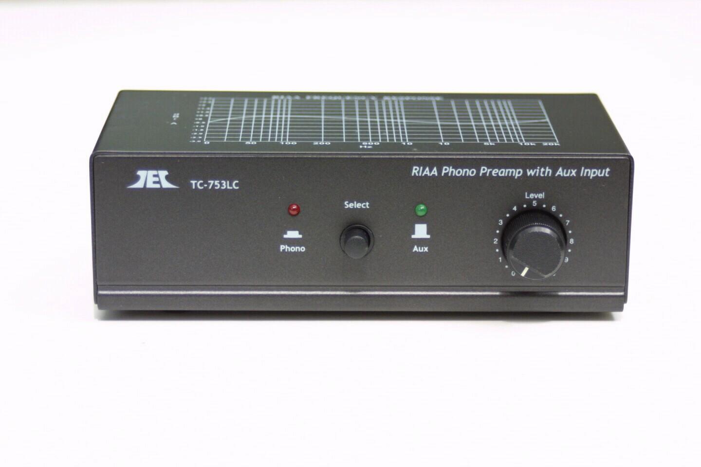 Technolink  TEC  TC753LC RIAA Moving Mag  MM  Phono