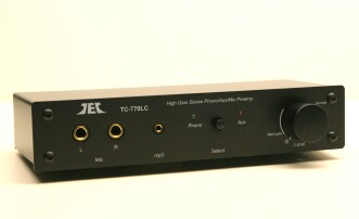 Technolink TC-770LC phono preamp