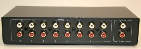 Rca switch 4x1 TC-781rear480