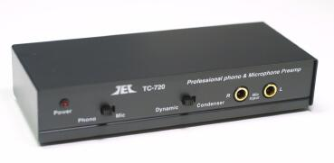 Technolink TC-720 phono preamp